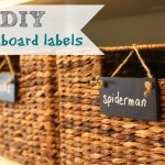 diy chalkboard labels main image simply organized